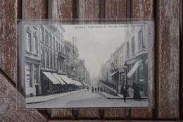 CPA - Charleroi - Rue Charles II . Vue Sur L'escalier Monumental - Charleroi