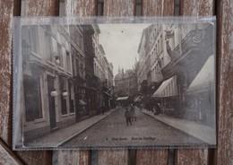 CPA - Charleroi - Rue Du Collège + Timbre Exposition De Charleroi 1911 - Charleroi
