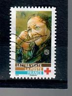 33-dde La Serie Croix Rouge, Ce Timbre - Frankrijk