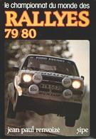 Le CHAMPIONNAT Du MONDE Des RALLYES 79/80 - Sport