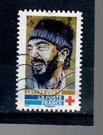 34-de La Serie Croix Rouge, Ce Timbre - Frankrijk