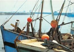 SAINT VAAST LA HOUGUE Le Port Vers Les Jetees 8(scan Recto-verso) MA959 - Saint Vaast La Hougue
