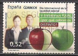 Spanien  (2013)  Mi.Nr.  4767  Gest. / Used  (4fe26) - 1931-Heute: 2. Rep. - ... Juan Carlos I