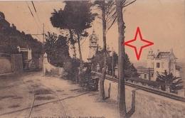 """GOLFE JUAN. """"EDEN-ROC"""". Route Nationale - (Rails Du Tramway). - France"""