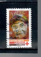 37-de La Serie Croix Rouge Ce Timbre - Frankrijk