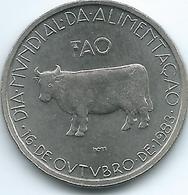 Portugal - (1983) - 5 Escudos - FAO - KM618 - Portugal