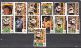 Football / Soccer / Fussball - WM 1994: Malediven  13 W **, Imperf. - World Cup