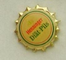 N274 Pin's Bière Bier Beer HENNINGER PILS - Beer
