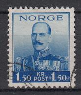 NOORWEGEN - Michel - 1937 - Nr 192 - Gest/Obl/Us - Oblitérés