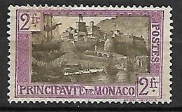 MONACO    -    1924.   Y&T N° 100 Oblitéré . - Monaco