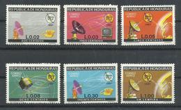 HONDURAS  YVERT AEREO  411/16     MNH  ** - Honduras