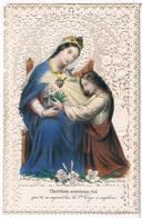 Mooie Holy Card  (2 Scan's) - Imágenes Religiosas