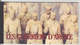 = Carnet Les Guerriers D'Argile Mausolée Premier Empereur De Chine C342 état Neuf, Nations Unies Genève - Carnets