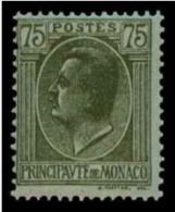 TIMBRE - MONACO - 1924 - NR 90 - Neuf - Monaco