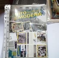 Giro Modena 1928-2008 Album Vuoto+set Completo Figurine,fotomuseo Giuseppe Panini Lotto N 4 - Adesivi