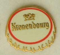 N305 Pin's Bière Bier Beer CAPSULE KRONENBOURG Qualité Zamac Achat Immediat - Bière
