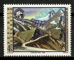 Austria 1985 / Geology Mountains Nature Landscapes MNH Geología Montañas Naturaleza Paisajes / Ki33  5-16 - Geología