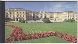 = Carnet Le Château Et Les Jardins De Schönbrunn à Vienne En Autriche C372 état Neuf, Nations Unies Genève - Carnets