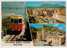 AVELLINO   SANTUARIO  MONTE   VERGINE                (NUOVA) - Avellino