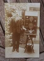 CPA - La Force Par L'électricité - Invention - Cartes Postales
