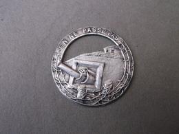 "Ligne Maginot ""on Ne Passe Pas"" - 1939-45"
