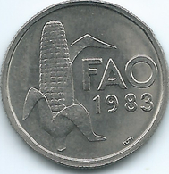 Portugal - 1983 - 2½ Escudos - FAO - KM617 - Portugal