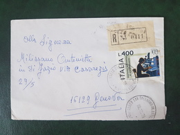 41738 STORIA POSTALE ITALIA 1976 - 6. 1946-.. Repubblica