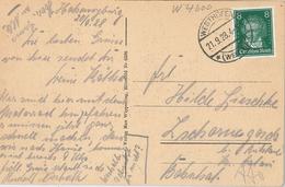 Westhofen Westfalen 1928 Beethoven - Hohensyburg Kaiser-Denkmal                 [ALT  0182] - Deutschland