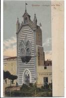 Gravina (Bari). Orologio Della Villa. - Bari