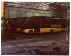 35mm ORIGINAL PHOTO BUS HANDY BUS BLACKPOOL OMNIBUS STATION - F989 - Photographs