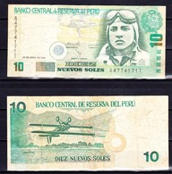 PEROU 1996 : 10 NUEVOS SOLES / A4774171T /  VOIR SCANS - Peru