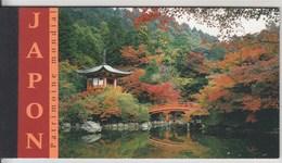 = Carnet Japon Patrimoine Mondial Kyoto Nara Nikko, Château Himeji, Sanctuaire C432 état Neuf Nations Unies Genèvr - Carnets