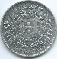 Portugal - 50 Centavos - 1916 - KM561 - Portugal
