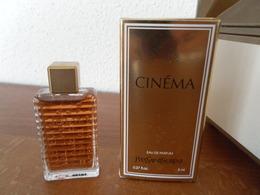 ACHAT IMMEDIAT;;;;MINIATURE CINEMA  - YVES SAINT-LAURENT - 8 ML EAU DE PARFUM - Miniatures Modernes (à Partir De 1961)