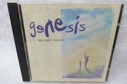 "CD ""Genesis"" We Can't Dance - Disco, Pop"