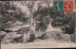 870  FONTAINEBLEAU    ECRITE - Fontainebleau