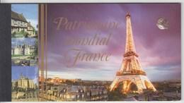 = Carnet France Patrimoine Mondial Notre Dame De Paris Tour Eiffel Mont St. Michel C556 état Neuf Nations Unies Genève - Carnets