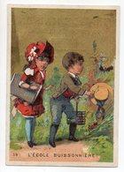 """Chromo--NANTES-- """"Grande Maison""""--costumes--L'école Buissonnière--enfants - Autres"""