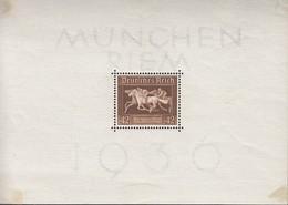 DR Block 4, Ungebraucht, Das Braune Band  1936 - Deutschland