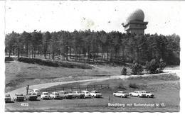 3099r: AK Radarstation Buschberg Bei Gnadendorf, Ungelaufen, Tlw. Knickrig Ca. 1950 - Mistelbach
