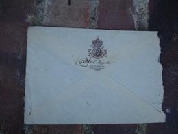 Hotel Majestic Av Kleber Paris  Enveloppe Commerciale - 1900 – 1949