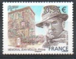 """France 2009 Y&T** N° 4371 """" Jean Moulin """" - Unused Stamps"""