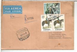 BENALMADENA MALAGA C C CERTIFICADA SELLOS SALMON FISH SOLDADO A CABALLO MILITAR HORSE - 1931-Hoy: 2ª República - ... Juan Carlos I