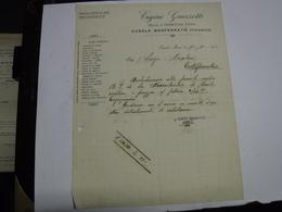CASALE MONFERRATO  -- ALESSANDRIA  --  CUGINI  GUAZZOTTI  .. Succ.  A  BERTINI TITO -- OLIO D'OLIVA - Italia