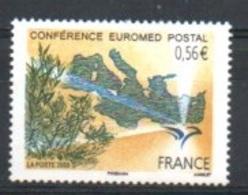 """France 2009 Y&T** N° 4422 """" Conférence Euromed Postal """" - Unused Stamps"""