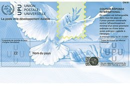 10 Diff. Istanbul International Reply Coupons Reponse Respuesta Antwortschein IRC IAS Hologram AU CHOIX  FOR YOUR CHOICE - Stamps