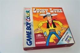 NINTENDO GAMEBOY COLOR : LUCKY LUCK - Infogrames Benelux - 1999 - Consoles De Jeux