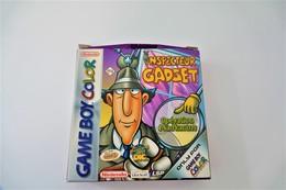 NINTENDO GAMEBOY COLOR : INSPECTOR GADGET OPERATION MADKACTUS - Infogrames Benelux - 2000 - Ubisoft - Spelconsoles
