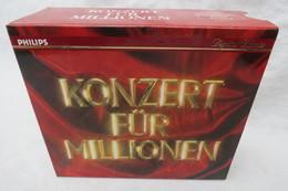 """5 CDs """"Konzert Für Millionen"""" Vol.1-5 - Klassik"""