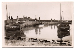29 - LESCONIL - Le Port, à Gauche L'ile Et Son Phare - Lesconil